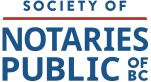 Society of Notary Public of BC